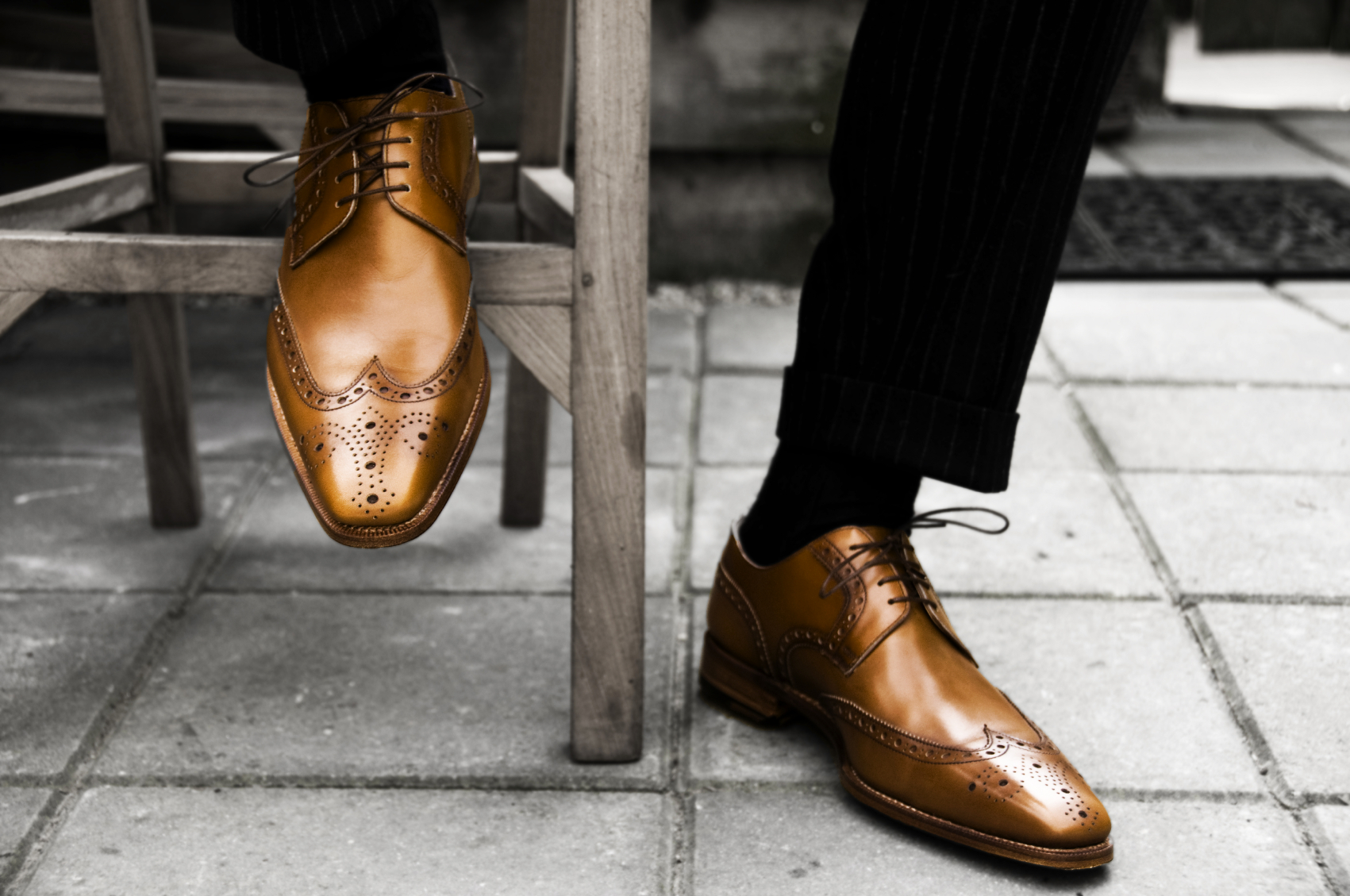 What Men's Shoes Say About You