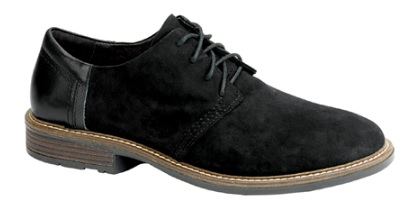 Chief Black Velvet Nubuck